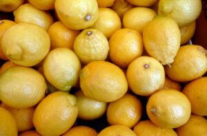 recette crème de citron